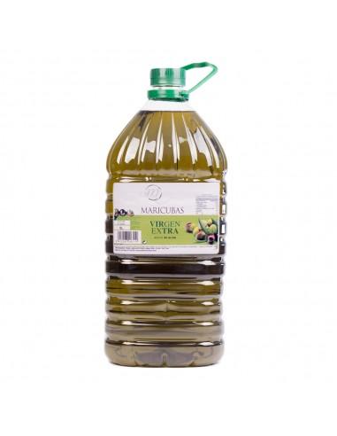 Aceite oliva virgen extra 5 L.