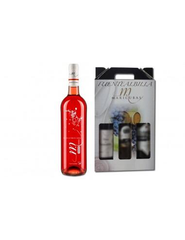Estuche 3 botellas – ROSADO BOBAL -...