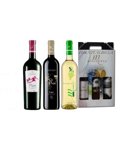 Caja 6 botellas – Variedad 2