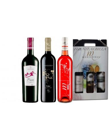 Caja 6 botellas – Variedad 3