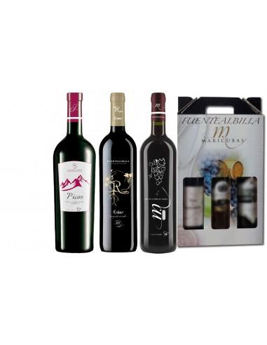 Caja 6 botellas – Variedad 4