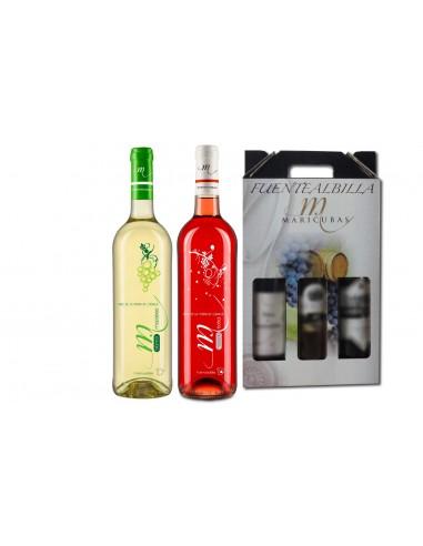 Caja 6 botellas – Variedad 5