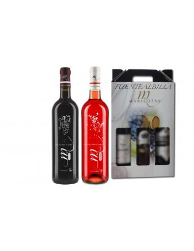 Caja 6 botellas – Variedad 7