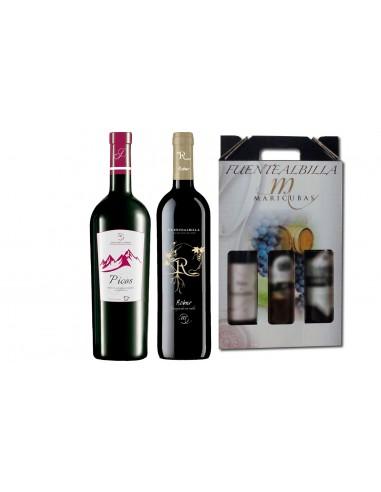 Caja 6 botellas – Variedad 8